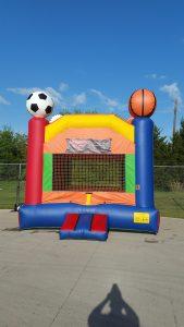 sports 3 bounce house plano allen rockwall