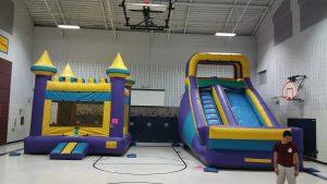 gym castle combo plano allen rockwall