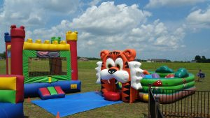 watchtower toddler safari bounce house plano allen rockwall