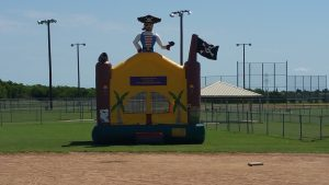 pirate bounce house park allen plano rockwall