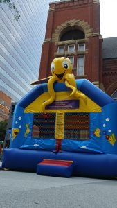 sea bounce house church event rockwall allen plano