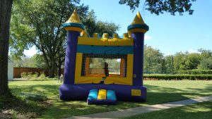 castle bounce house party rockwall allen plano