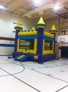 castle bounce house gym plano allen rockwall