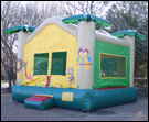 jungle bounce house rental rockwall allen plano