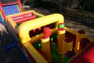 Inflatable Obstacle Course Bounce House Rental