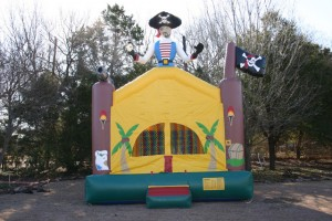 pirate bounce house rental rockwall allen plano