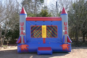 rocket bounce house rockwall allen plano rental
