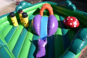 toddler safari bounce house inside rockwall allen plano