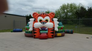 toddler safari inflatable tiger rockwall allen plano