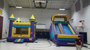 gym castle combo plano allen rockwall