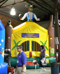dfw-family-expo-2011-pirate-bounce rockwall plano allen