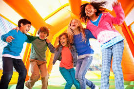 big-kids-jumping bounce house