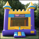 castle bounce house rental rockwall allen plano