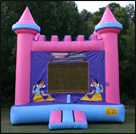 princess bounce house rental rockwall allen plano