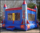 rocket bounce house rental rockwall allen plano